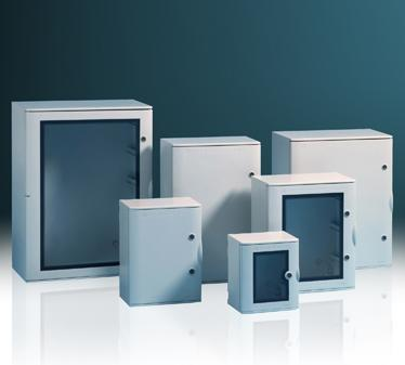 ENCLOSURES & PVC BOXES