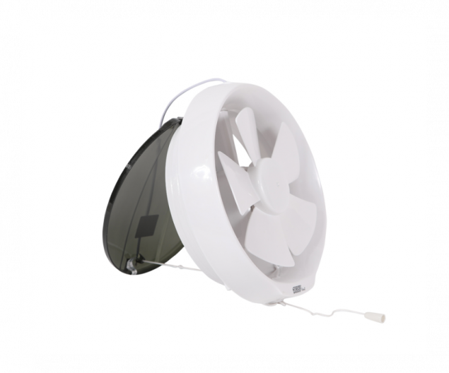 WINDOW MOUNTED EXHAUST FANS