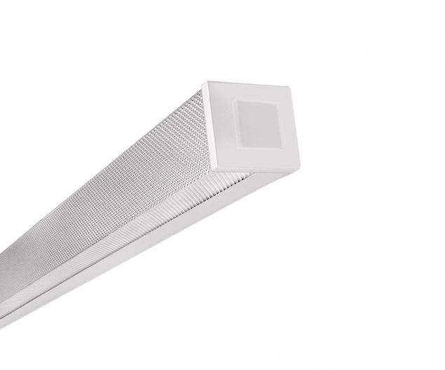 LED PRISMATIC LIGHT FIXTURE